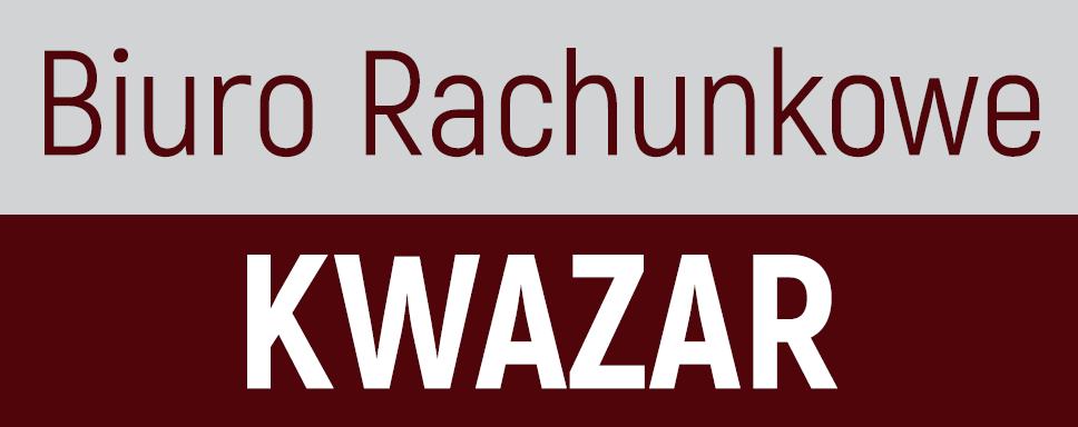 KWAZAR – Biuro rachunkowe Logo